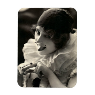 C. 1910 Pretty Woman's Taunt Rectangular Photo Magnet