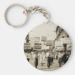 C. 1930 Rally in Boston Key Chain