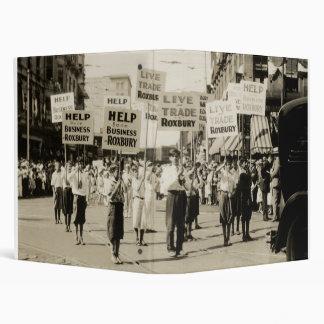 """C. 1930 reunión en Boston Carpeta 1"""""""