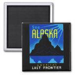 C. 1935 See Alaska! Magnets