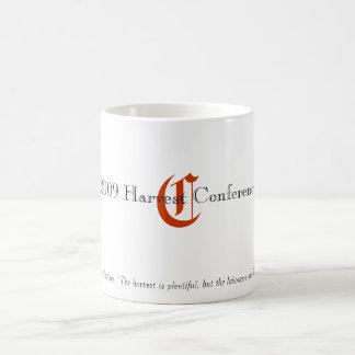 C, 2009 Harvest Conference Coffee Mug
