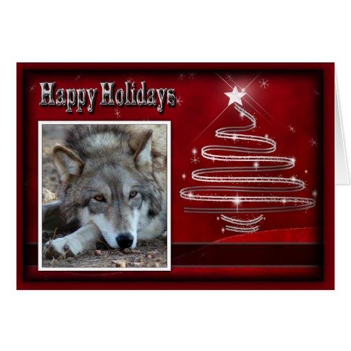 c-2011-grey-wolf-033 tarjeta de felicitación