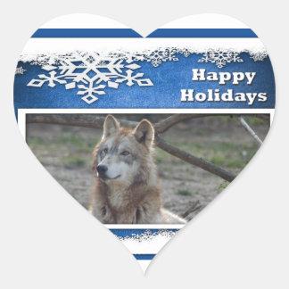 c-2011-grey-wolf-037 heart sticker