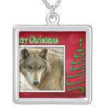 c-2011-grey-wolf-048 colgante personalizado