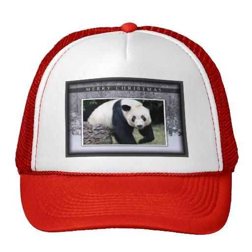 c-2011-panda-0015 mesh hat