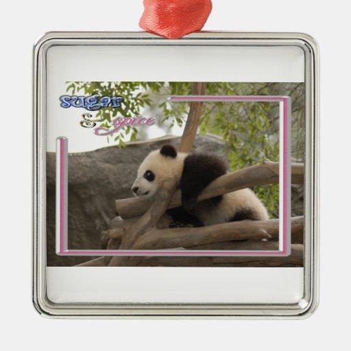c-2011-panda-0019 adorno de navidad