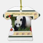 c-2011-panda-0021 ornaments para arbol de navidad