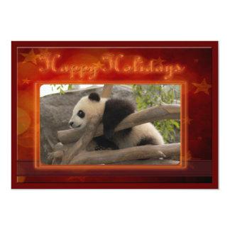 c-2011-panda-0025 invitaciones personalizada