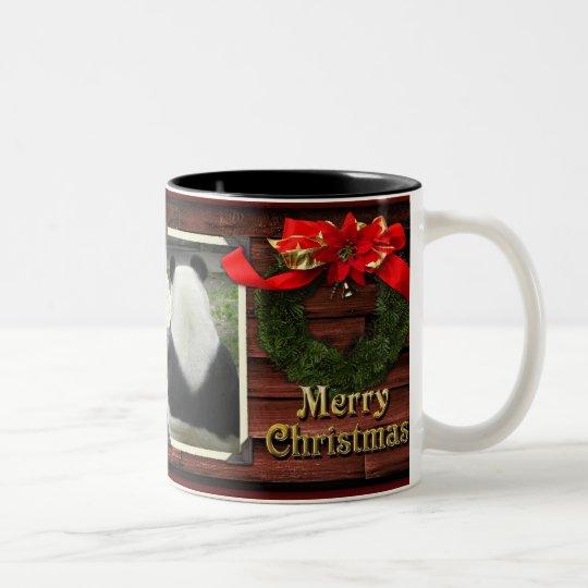 c-2011-panda-0028 Two-Tone coffee mug