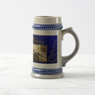 c-2011-panda-0052 jarra de cerveza