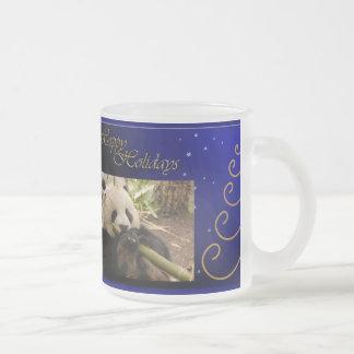 c-2011-panda-0052 taza de café esmerilada