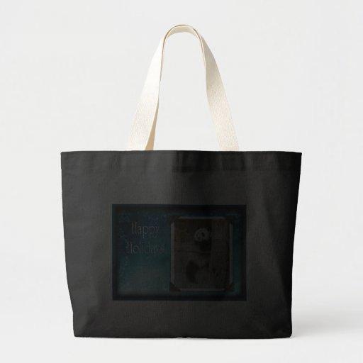 c-2011-panda-0057 bolsa de mano