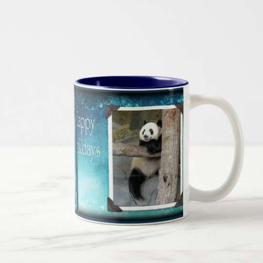 c-2011-panda-0057 Two-Tone coffee mug