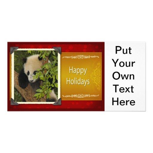 c-2011-panda-0067 photo card