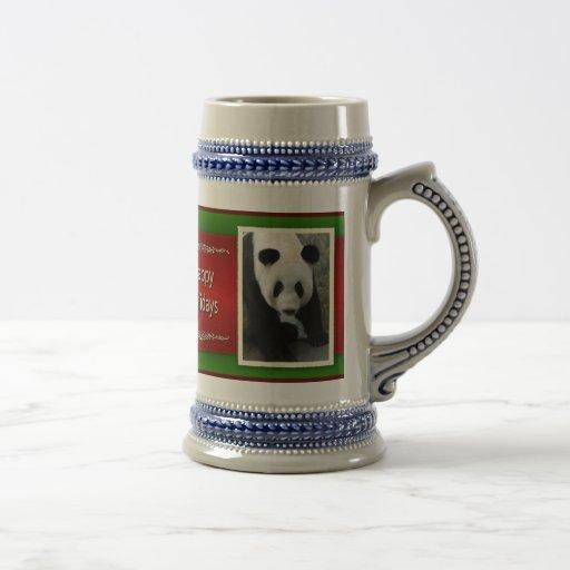 c-2011-panda-0068 jarra de cerveza