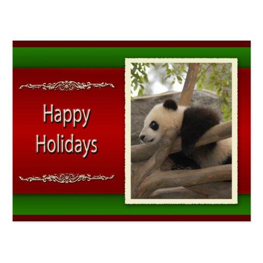 c-2011-panda-0069 tarjeta postal