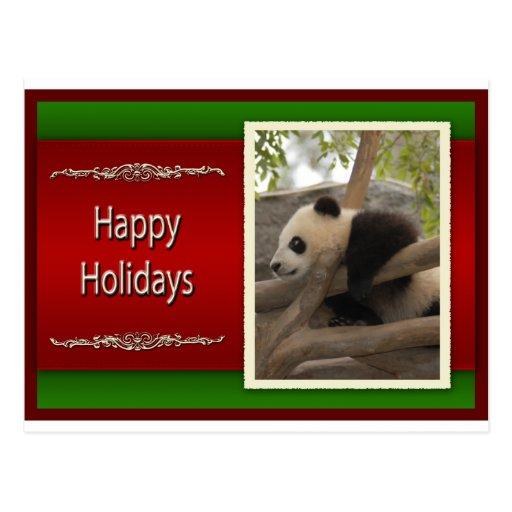 c-2011-panda-0069 tarjetas postales