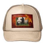 c-2011-panda-0088 mesh hat