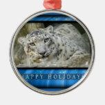 c-2011-snow-leopard-003 adorno de navidad
