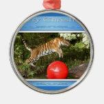 c-2011-tiger-004 adorno para reyes