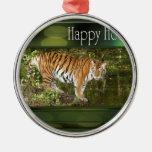 c-2011-tiger-010 adorno de navidad