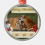 c-2011-tiger-026 ornamento de navidad