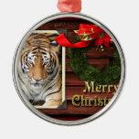 c-2011-tiger-038 adornos de navidad