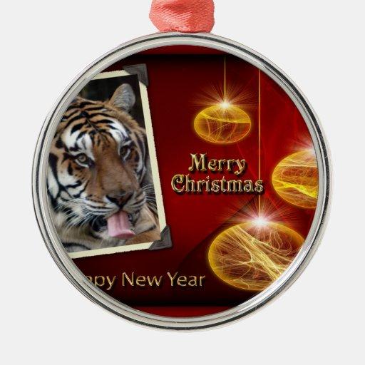c-2011-tiger-090 ornamento para reyes magos