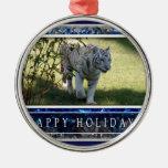 c-2011-white-tiger-037 ornamento de navidad