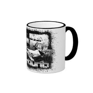 C-2 Greyhound 11 oz Ringer Mug