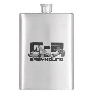C-2 Greyhound Classic Flask