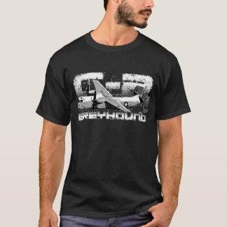C-2 Greyhound Men's Basic Dark T-Shirt