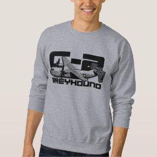 C-2 Greyhound Men's Basic Sweatshirt