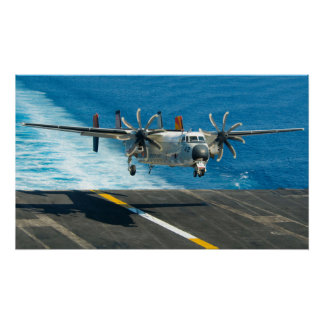 C-2A Greyhound Poster