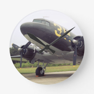 C-47 Medium Wall Clock