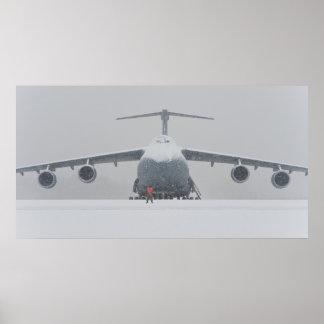 C-5M Super Galaxy Poster