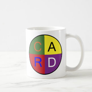 C.A.R.D. taza