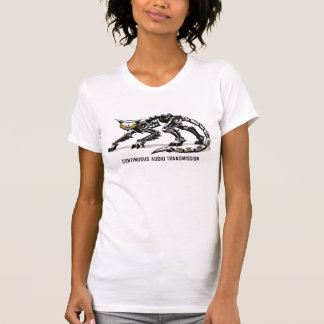 C.A.T. Mascot Ladies Casual Scoop Tshirt
