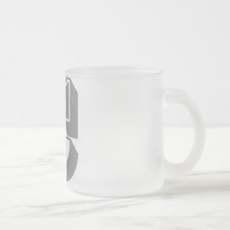 C Alphabet Letter Tee Coffee Mugs