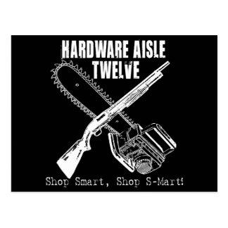 C&B_Hardware2 Postcard