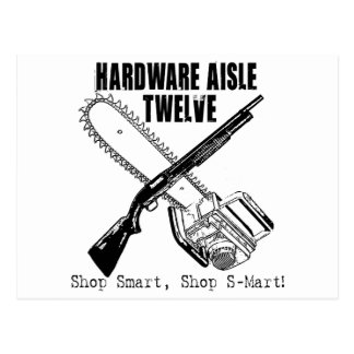 C&B_Hardware5 Postcard