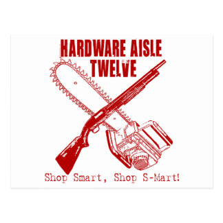 C&B_Hardware6 Postcard