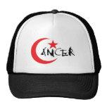 C*ANCER TRUCKER HAT