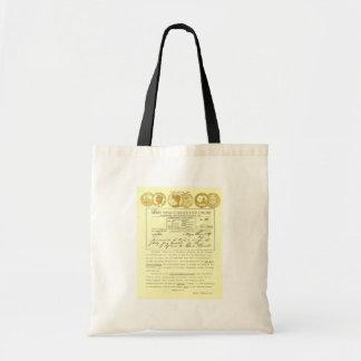 C/B a la Spirite Corsets - Gold Medal Award Ad Bag