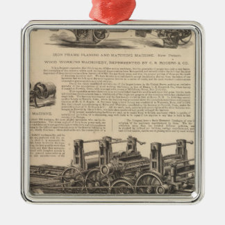 C B Rogers and Company Christmas Ornaments