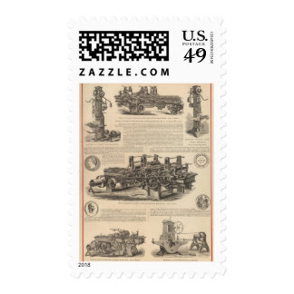 C B Rogers and Company Stamps