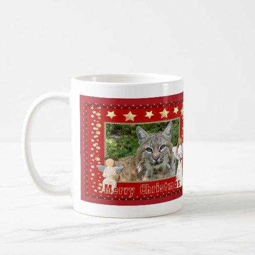 c-bobcat-246 classic white coffee mug