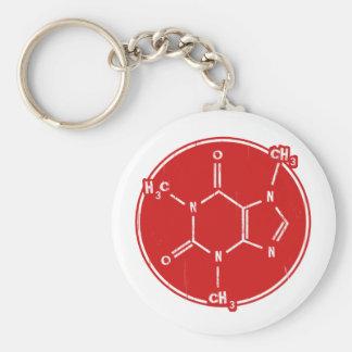 C-C-Caffeine Keychain