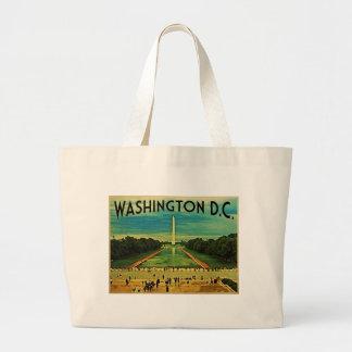 C.C. nacional de Washington de la alameda Bolsa Tela Grande