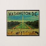 C.C. nacional de Washington de la alameda Rompecabezas Con Fotos